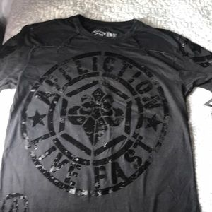 NWT small affliction shirt